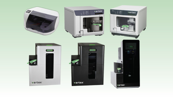 Sorna Vertex DICOM CD burner hardware options