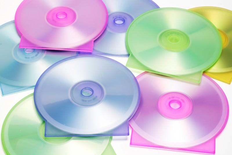 DICOM CD disc cases